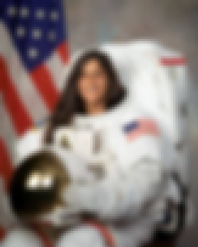 Sunita Williams is listed (or ranked) 1 on the list Famous People who Majored in Engineering Management