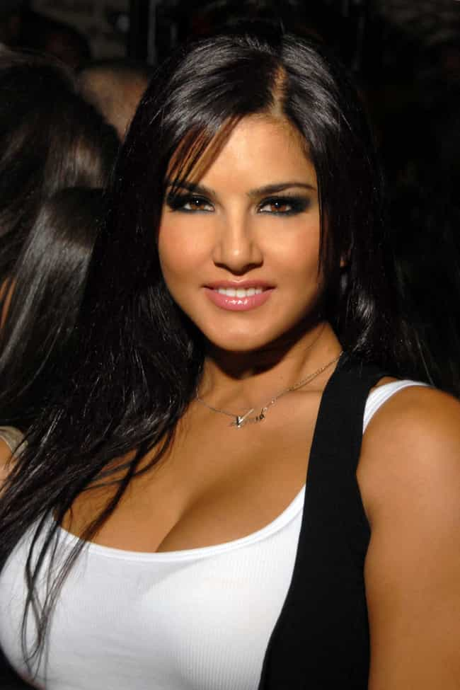 Sunny Leone Is Listed Or Ranked 3 On The List Worlds Currently Greatest Pornstars