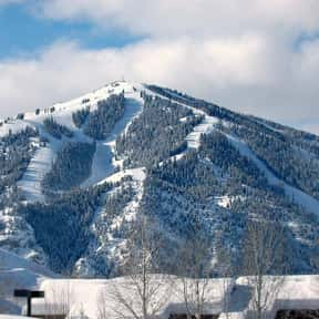 Sun Valley is listed (or ranked) 15 on the list The Best Winter Destinations