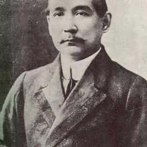 Sun Yat-sen is listed (or ranked) 7 on the list List of Famous Revolutionaries