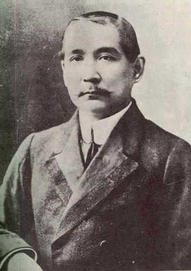 Sun Yat-sen is listed (or ranked) 4 on the list Famous People Who Died of Liver Cancer
