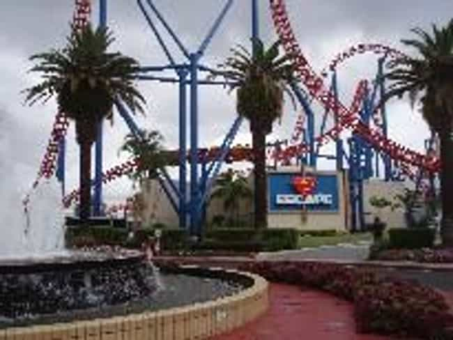 Superman Escape is listed (or ranked) 1 on the list The Best Rides at Warner Bros. Movie World