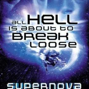 Supernova is listed (or ranked) 19 on the list The Best Luke Perry Movies