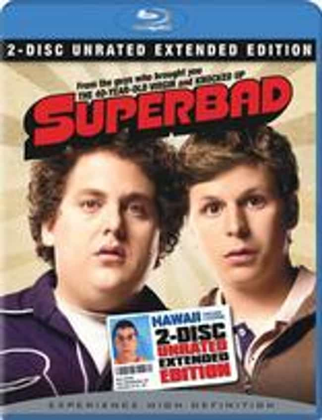 Superbad is listed (or ranked) 1 on the list The Best Movies to Watch While Drinking
