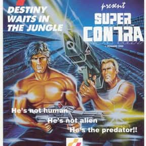 Super Contra is listed (or ranked) 11 on the list The Best Classic Nintendo Arcade Games