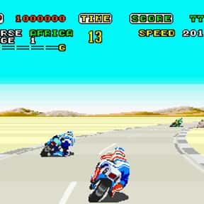 Super Hang-On is listed (or ranked) 11 on the list The Best Arcade Racing Games Of All Time