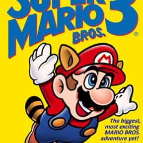 Super Mario Bros. 3 is listed (or ranked) 2 on the list The Most Addictive Video Games of All Time