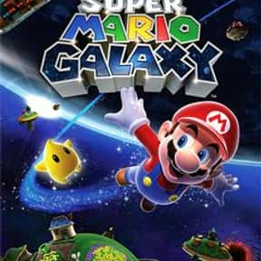 Super Mario Galaxy is listed (or ranked) 18 on the list The Best Video Game Soundtracks of All Time