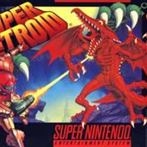 Super Metroid is listed (or ranked) 11 on the list The Best Nintendo Games, Ranked