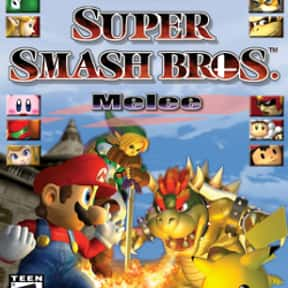 Super Smash Bros. Melee is listed (or ranked) 15 on the list The Most Addictive Video Games of All Time