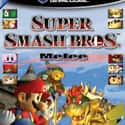 Super Smash Bros. Melee is listed (or ranked) 3 on the list The Best Fighting Games of All Time