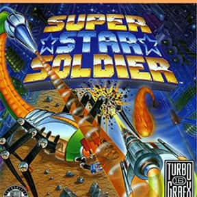 Super Star Soldier is listed (or ranked) 22 on the list The Best TurboGrafx-16 Games