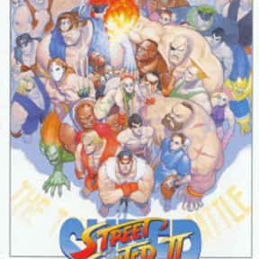 Super Street Fighter II is listed (or ranked) 4 on the list The Best Fighting Games of All Time