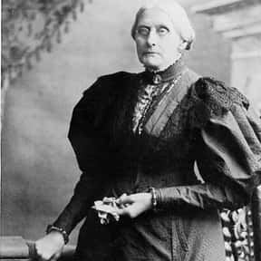 Susan B. Anthony is listed (or ranked) 11 on the list The Most Inspiring (Non-Hollywood) Female Role Models