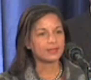 Susan Rice is listed (or ranked) 70 on the list Famous People who Majored in History