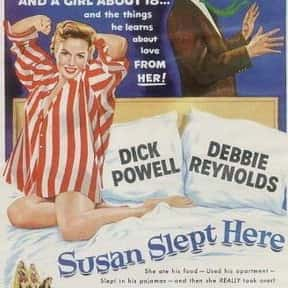 Susan Slept Here is listed (or ranked) 18 on the list The Best Red Skelton Movies