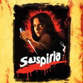 Suspiria is listed (or ranked) 6 on the list The Best Horror Movies About Cults and Conspiracies