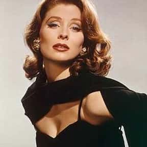 Suzy Parker is listed (or ranked) 14 on the list The Most Beautiful Pin-Up Girls of the '50s