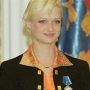 Svetlana Khorkina is listed (or ranked) 25 on the list Famous Female Athletes from Russia