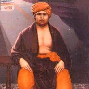 Dayananda Saraswati is listed (or ranked) 17 on the list Famous Philosophers from India