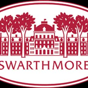 Swarthmore College is listed (or ranked) 7 on the list Black Enterprise's Top 50 Colleges For African Americans