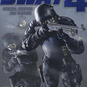 SWAT 4 is listed (or ranked) 1 on the list The Best Tactical Shooter Games of All-Time