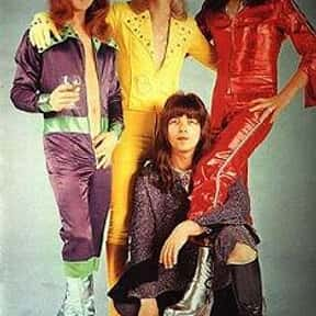 Sweet is listed (or ranked) 1 on the list The Greatest Glam Rock Bands & Artists of All Time