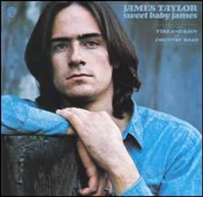 All James Taylor Albums, Ranked Best to Worst by Music Fans
