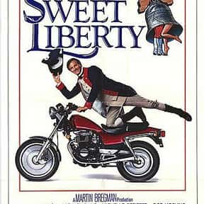 Sweet Liberty is listed (or ranked) 23 on the list The Best Michelle Pfeiffer Movies