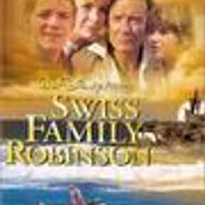 Swiss Family Robinson is listed (or ranked) 17 on the list The Best Disney Live-Action Movies