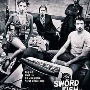 Swordfish is listed (or ranked) 14 on the list The Best Movies About Technology