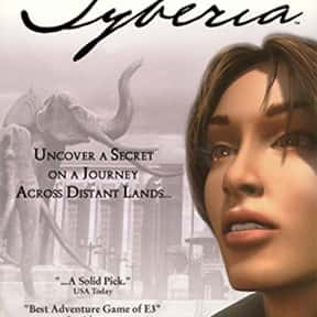 Syberia is listed (or ranked) 14 on the list The Best Point and Click Adventure Games Of All Time