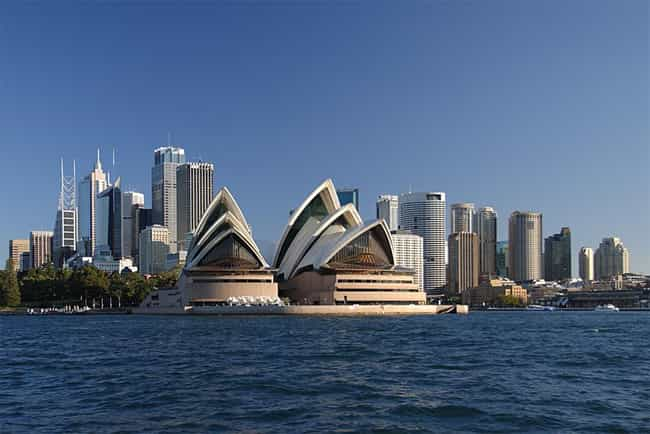 Sydney is listed (or ranked) 4 on the list The Most Magical Cities in the World