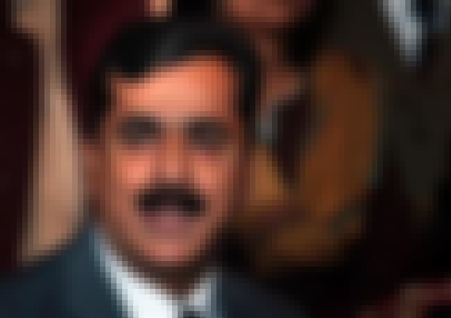 Yousaf Raza Gillani is listed (or ranked) 4 on the list Famous Forman Christian College Alumni