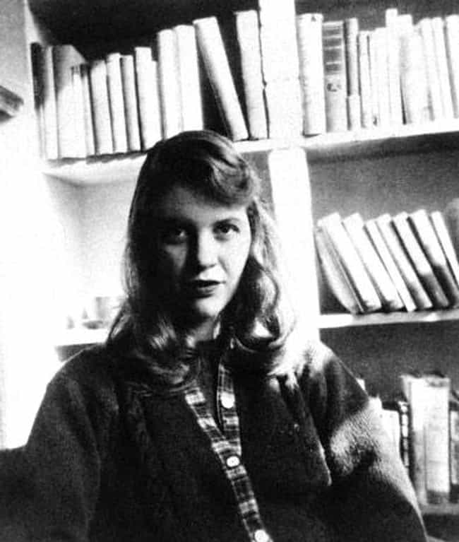 Sylvia Plath is listed (or ranked) 1 on the list Famous Poets Who Committed Suicide