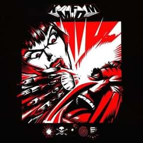 [symbols] is listed (or ranked) 2 on the list The Best KMFDM Albums of All Time