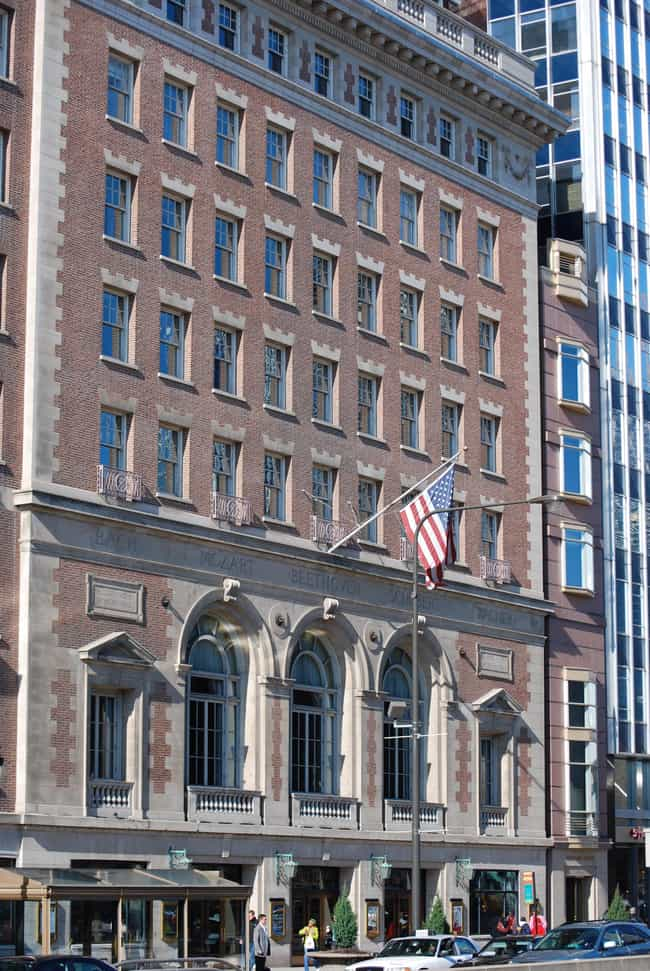 Chicago Symphony Center ... is listed (or ranked) 2 on the list List of Daniel Burnham Architecture