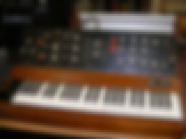 Synthesizer is listed (or ranked) 3 on the list Electronic keyboard - Instruments in This Family