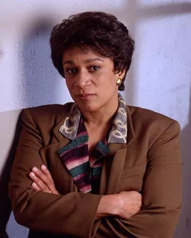 S. Epatha Merkerson is listed (or ranked) 4 on the list The Best Law & Order Actors