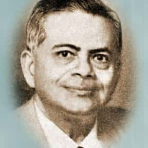 Samarendra Nath Roy is listed (or ranked) 14 on the list Famous University Of Calcutta Alumni
