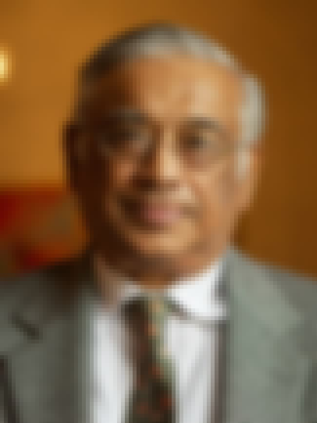 S. R. Srinivasa Varadhan is listed (or ranked) 1 on the list Famous Indian Statistical Institute Alumni