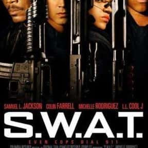 S.W.A.T. is listed (or ranked) 17 on the list The Best Movies About Female Police Officers