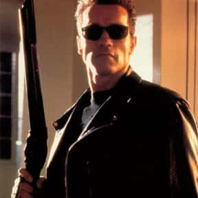 T-800 / The Terminator is listed (or ranked) 2 on the list The Best Movie Characters Of All Time