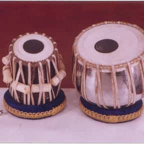Tabla is listed (or ranked) 21 on the list Drum - Instruments in This Family