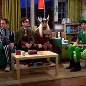 The Middle Earth Paradigm is listed (or ranked) 8 on the list The Best Big Bang Theory Episodes of All Time