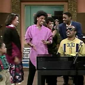 A Touch of Wonder is listed (or ranked) 13 on the list The Best Cosby Show Episodes of All Time