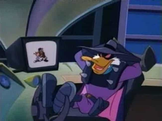 Time and Punishment is listed (or ranked) 1 on the list The Best Darkwing Duck Episodes