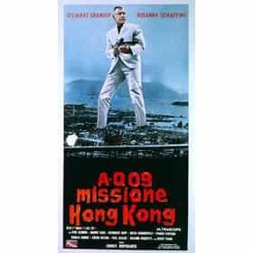 A 009 missione Hong Kong