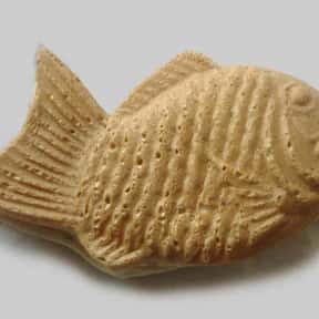 Taiyaki is listed (or ranked) 13 on the list The Best Types of Japanese Food