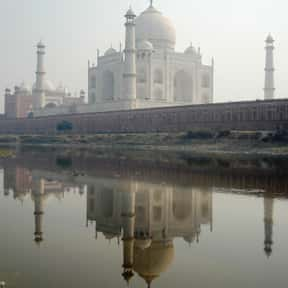 Taj Mahal is listed (or ranked) 14 on the list Historical Landmarks to See Before You Die